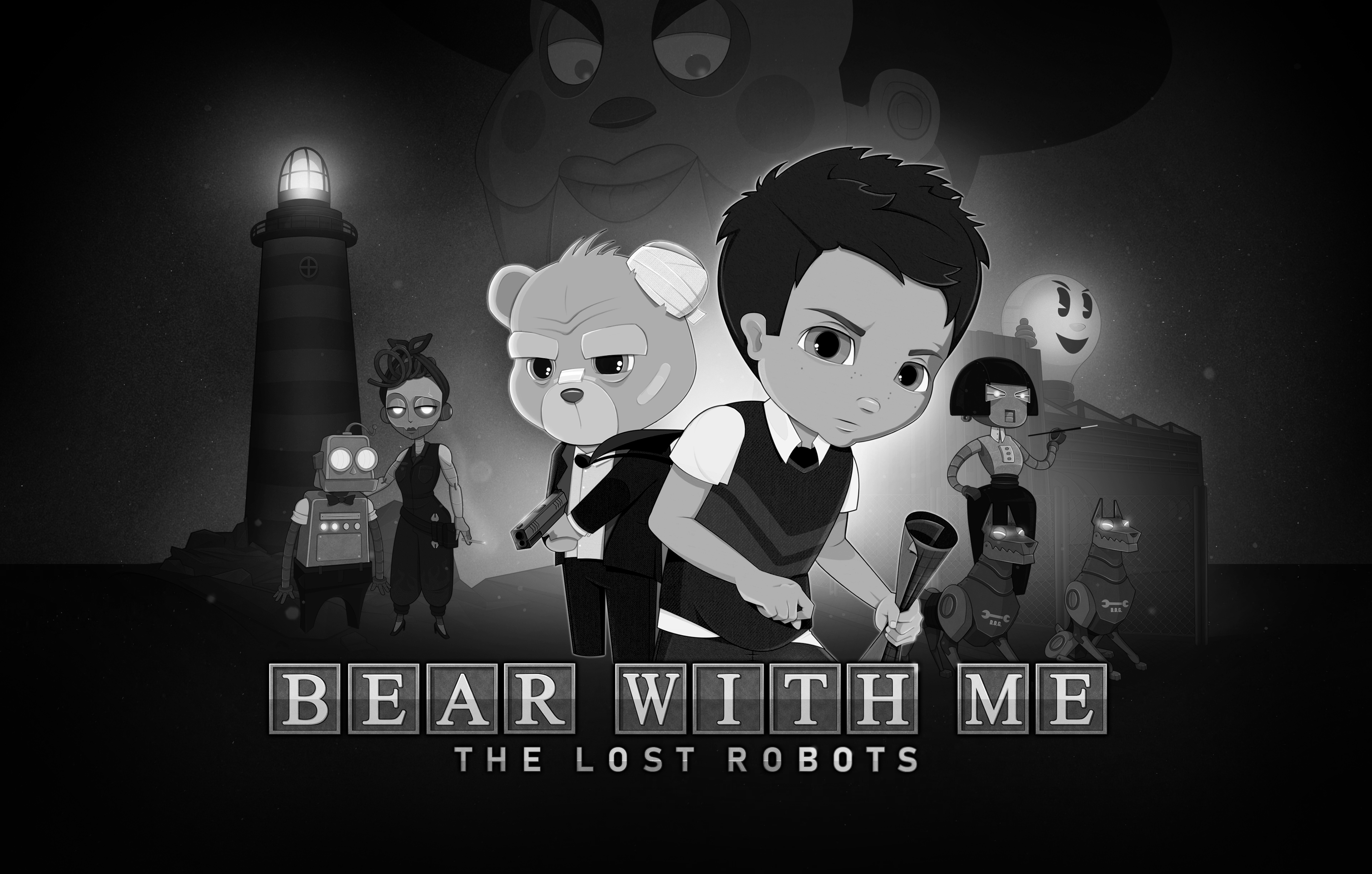 Bear With Me: The Lost Robot